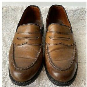 Allen Edmonds Randolph Dress Penny Loafers Mens Si